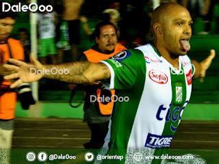 Oriente Petrolero - Maximiliano Freitas - DaleOoo - Copa Conmebol Libertadores