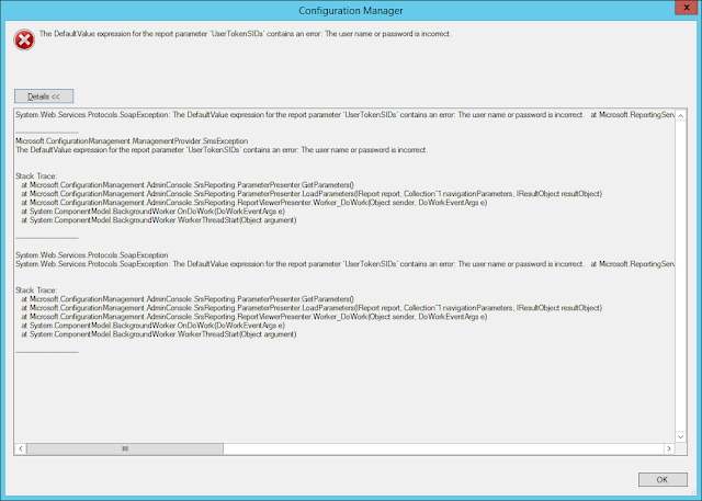 How to fix SCCM 2012 R2 Reporting Services Issue (When users try to