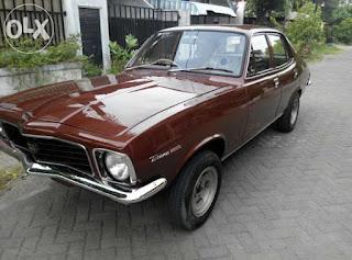 LAPAK MOBKAS : Dijual Holden Torana 2600