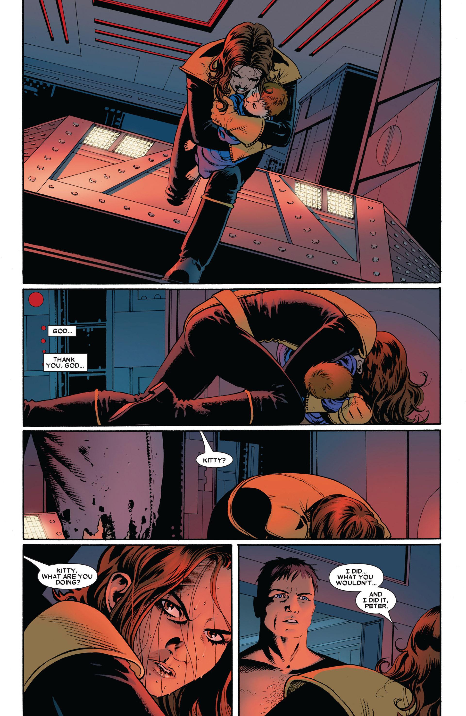 Read online Astonishing X-Men (2004) comic -  Issue #17 - 20