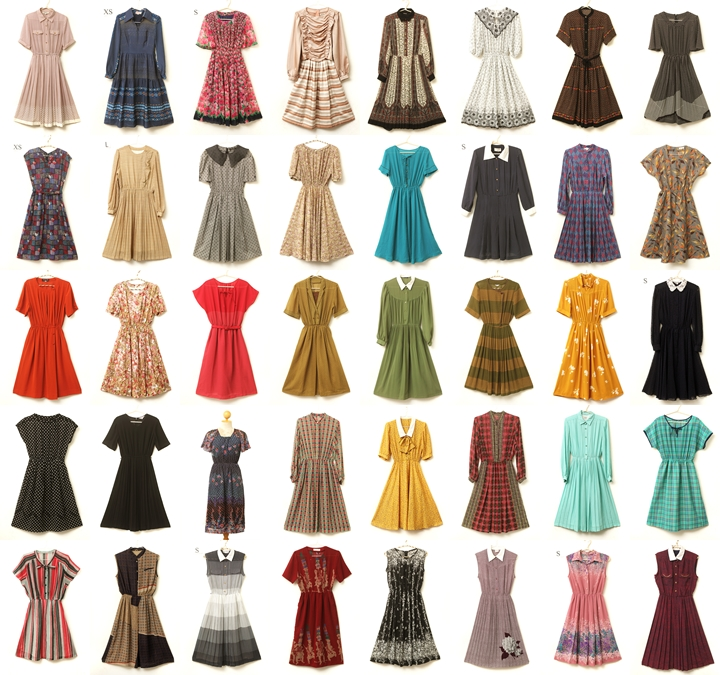Wholesale Vintage Clothing Distributor