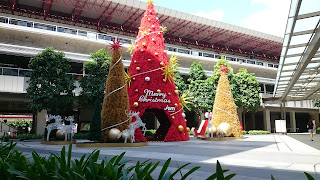 Christmas at JEM Shopping Mall