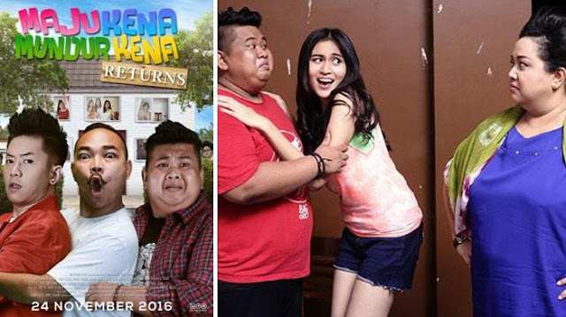 Download Film Maju Kena Mundur Kena Returns Full Movie
