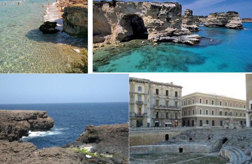 Lecce e Salento migliori mete nelle riviste internazionali specializzate in viaggi e turismo