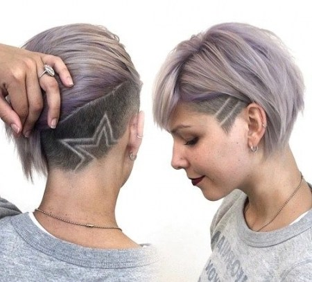unusual undercut hairstyles