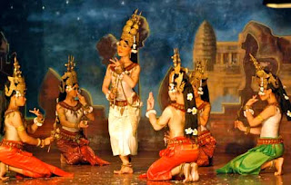 Apsara Dance Performance Siem Reap Cambodia