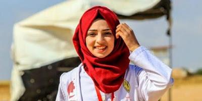 Sadis, Kisah Razan Najjar, Perawat Palestina Yang Tewas Ditembak Israel