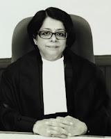 माननीय सुश्री  न्यायमूर्ति इंदु  मल्होत्रा।      जन्म:-14 मार्च 1956