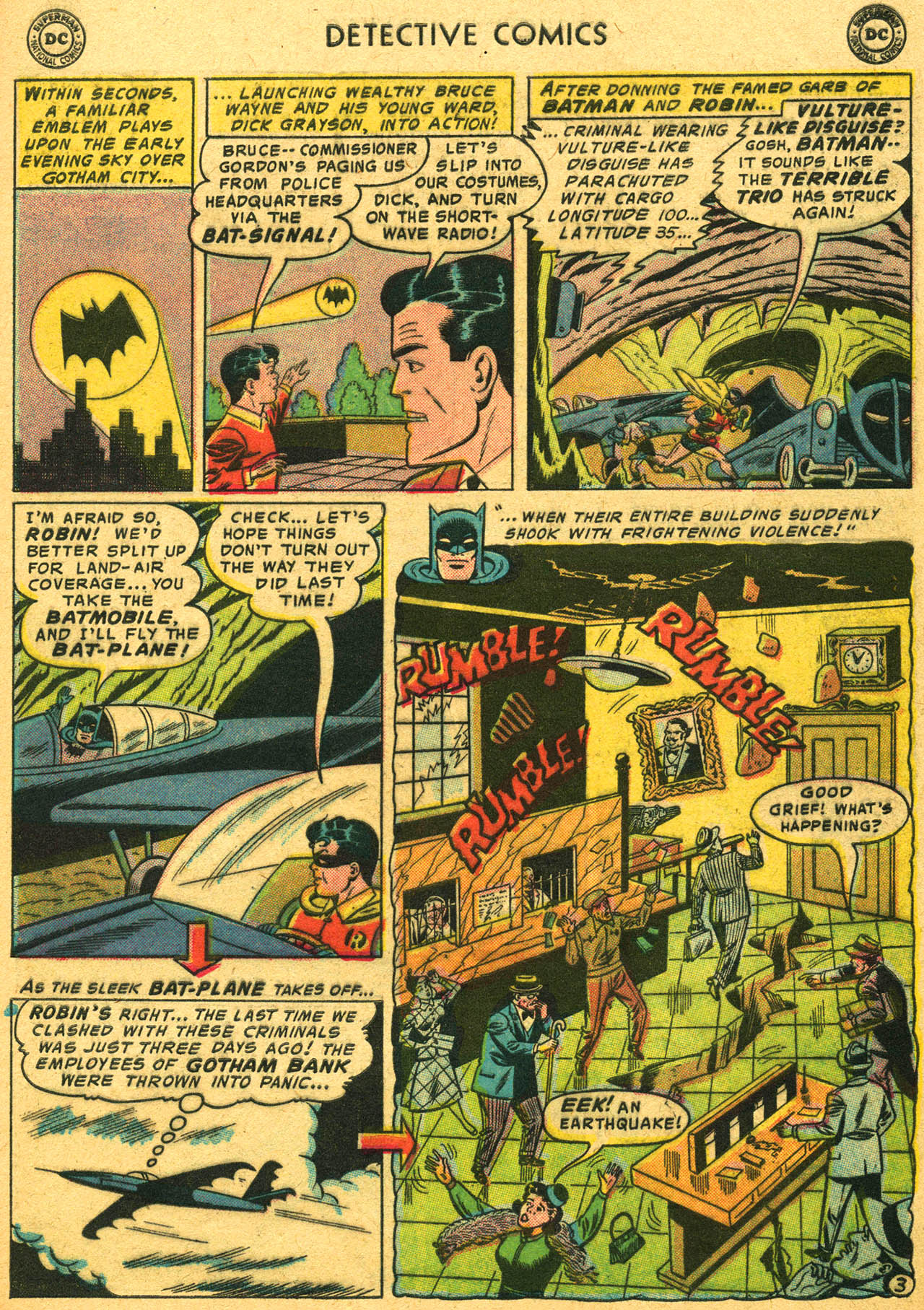 Read online Detective Comics (1937) comic -  Issue #253 - 5