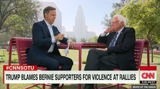 Sanders: Clinton Too Willing To Use U.S. Military