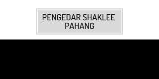 Pengedar Shaklee Perak dan Pahang