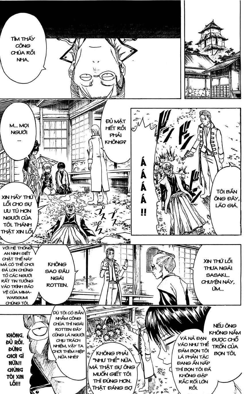 Gintama Chap 388 page 6 - Truyentranhaz.net