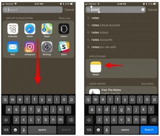Cara Menemukan Aplikasi Tersembunyi atau Hilang di iPhone, Begini langkahnya