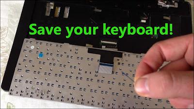 Laptop Keys Not Working