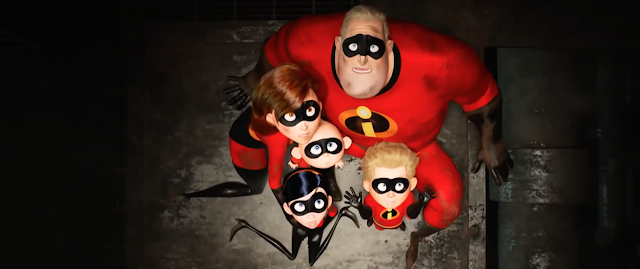 The Underminer. A Raccoon. and Wait...Was That Tony Rydinger? New 'Incredibles 2' International Trailer Showcases Several New Clips   Pixar Post