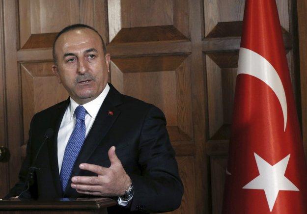 Τσαβούσογλου: Δεν επιτρέπουμε να κάνουν τίποτα χωρίς την Τουρκία στη Μεσόγειο