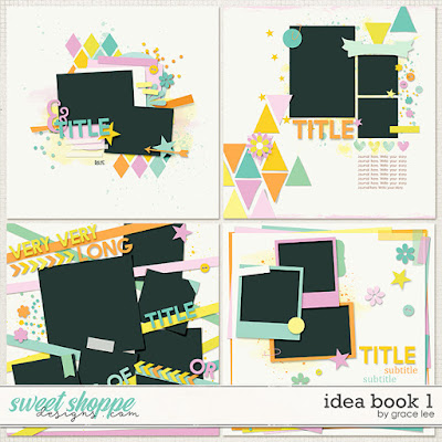 Idea Book Template 1