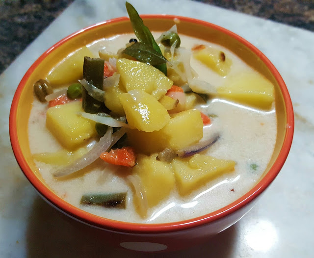 vegetable-potato-ishtu-recipe