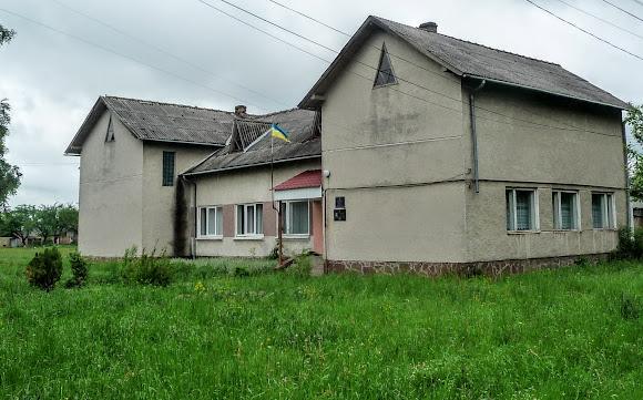 Поездки по Украине, Станков. Сельсовет