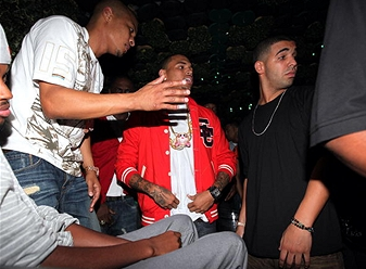 Chatter Busy: Chris Brown And Drake: Explosive Aftermath ...