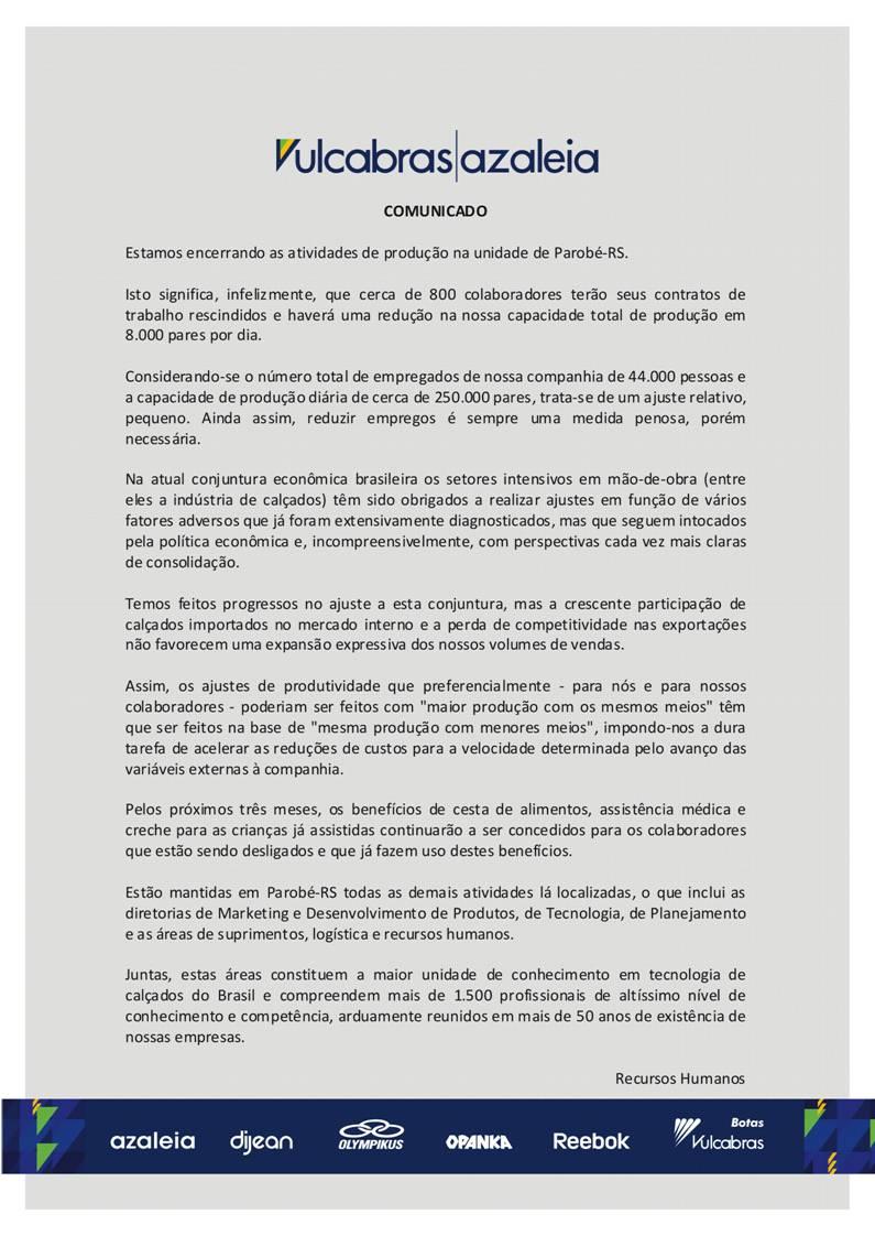 9cd049140 HISTÓRIAS DO VALE DO CAÍ: 1184 - Azaléia fecha sua última fábrica no ...