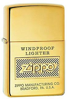 Zippo windpdproff lighter is perfect wedding gift