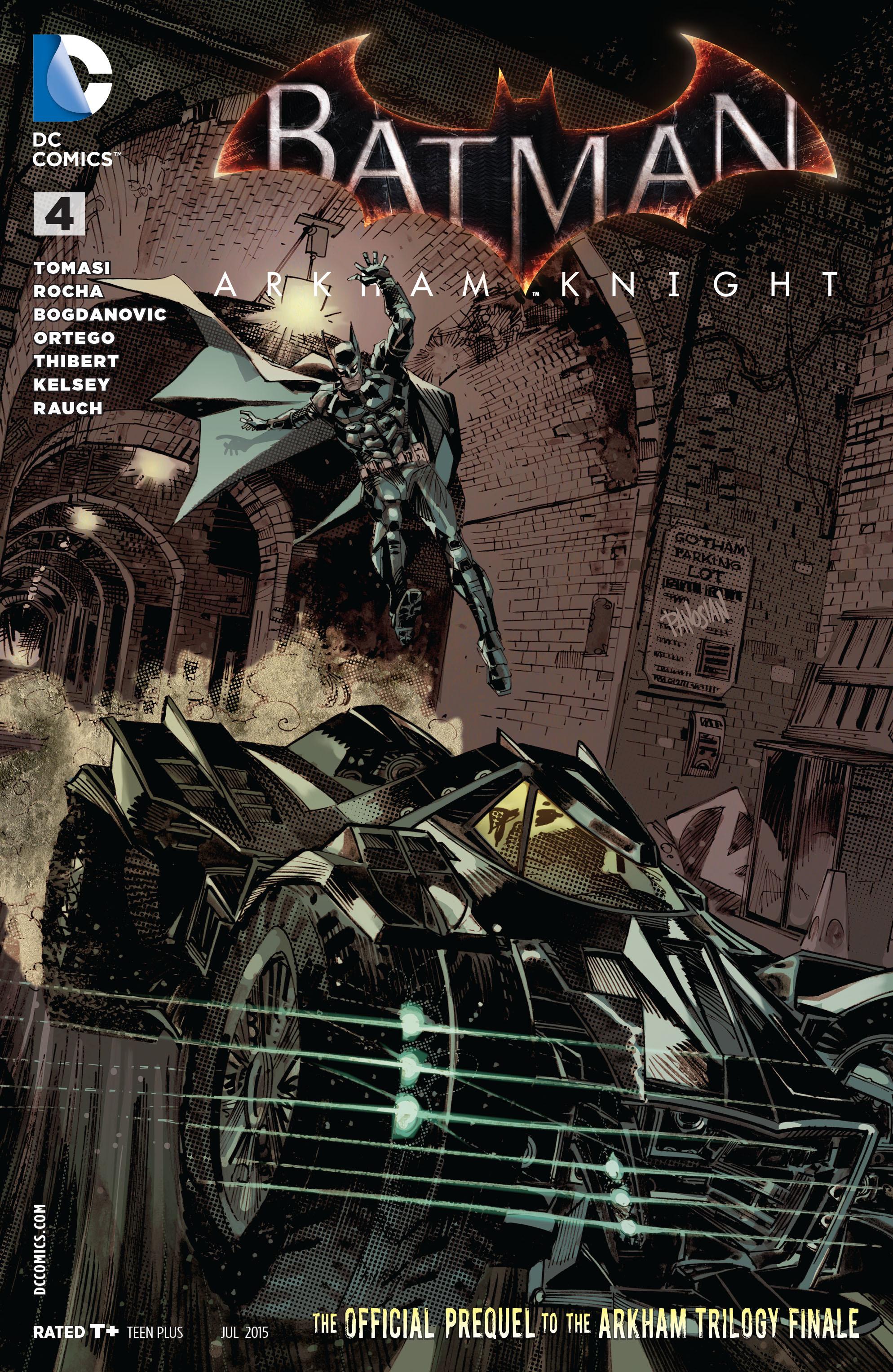Batman: Arkham Knight [II] 4 Page 1
