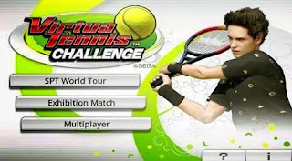 game tenis android