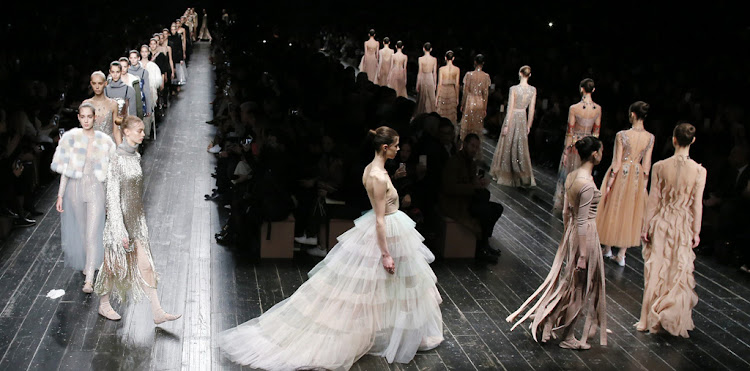 Ballet Class by Valentino
