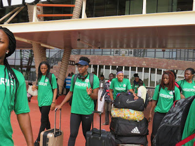 Women's basketball team D'Tigress