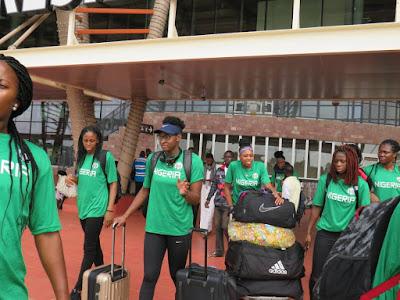 Women's basketball team D'Tigress
