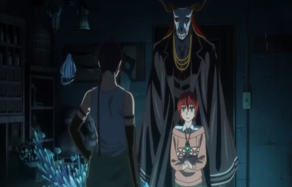 Mahoutsukai no Yome Dublado – Episodio 02
