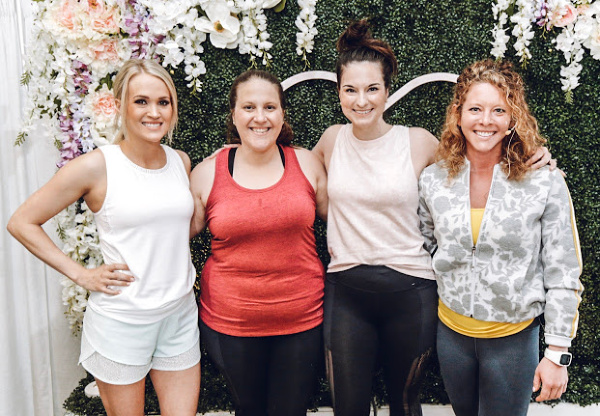calia by carrie, carrie underwood, i met carrie underwood, country music, eve overland fitness, north carolina blogger