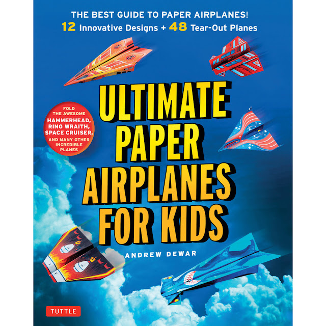 http://www.tuttlepublishing.com/origami-crafts/ultimate-paper-airplanes-for-kids-paperback-with-flaps