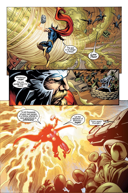 Thor (1998) Issue #58 #59 - English 21