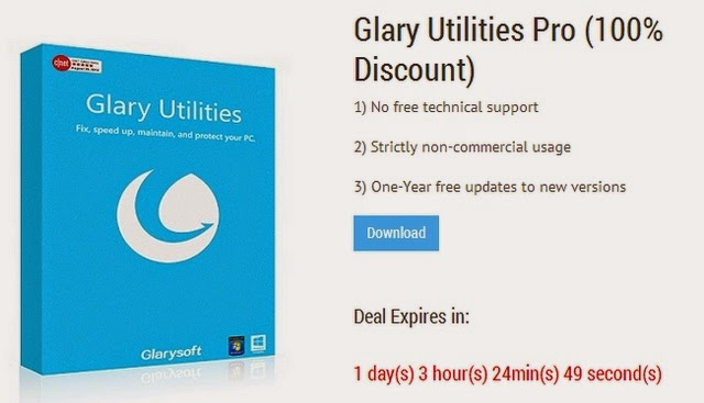 Glarry Utility Pro Legal dan Gratis