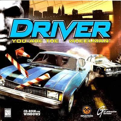 لعبة driver للبلايستيشن 1