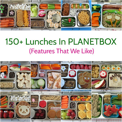 150+ Lunches In Planetbox & Features That We Like