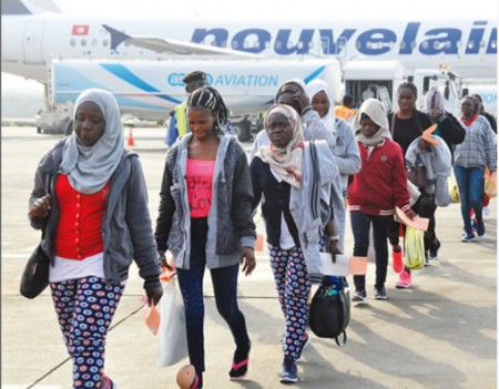 Libya set to deport another 131 Nigerians on Wednesday