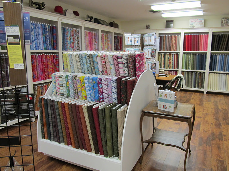 Jaynes Quilting Room Where Did January Go