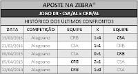 LOTECA 697 - HISTÓRICO JOGO 03
