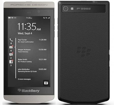 BlackBerry Porsche P9982