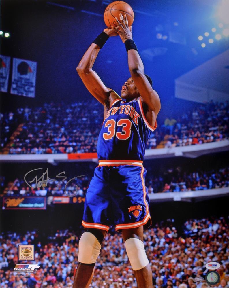 New York Knicks: Virgil's Blog: New York Knicks X Patrick Ewing [1985-97]