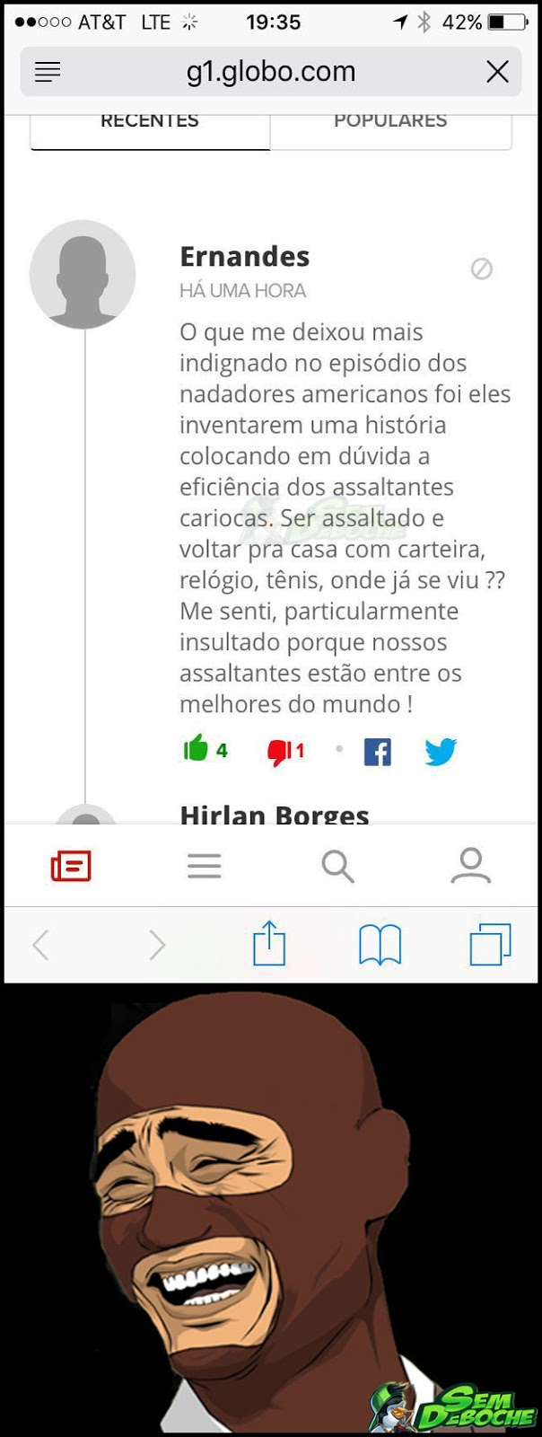 DA SÉRIE: O BRASILEIRO PRECISA SER ESTUDADO