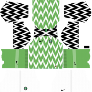 DLS WC 2018 Nigeria Kit UcheTechs dot Com