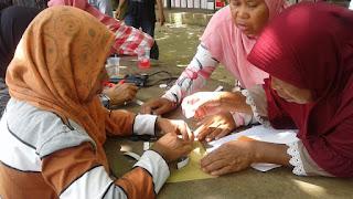 Mbatik Bareng JOP, Kenalkan Batik dengan Pewarna Alami