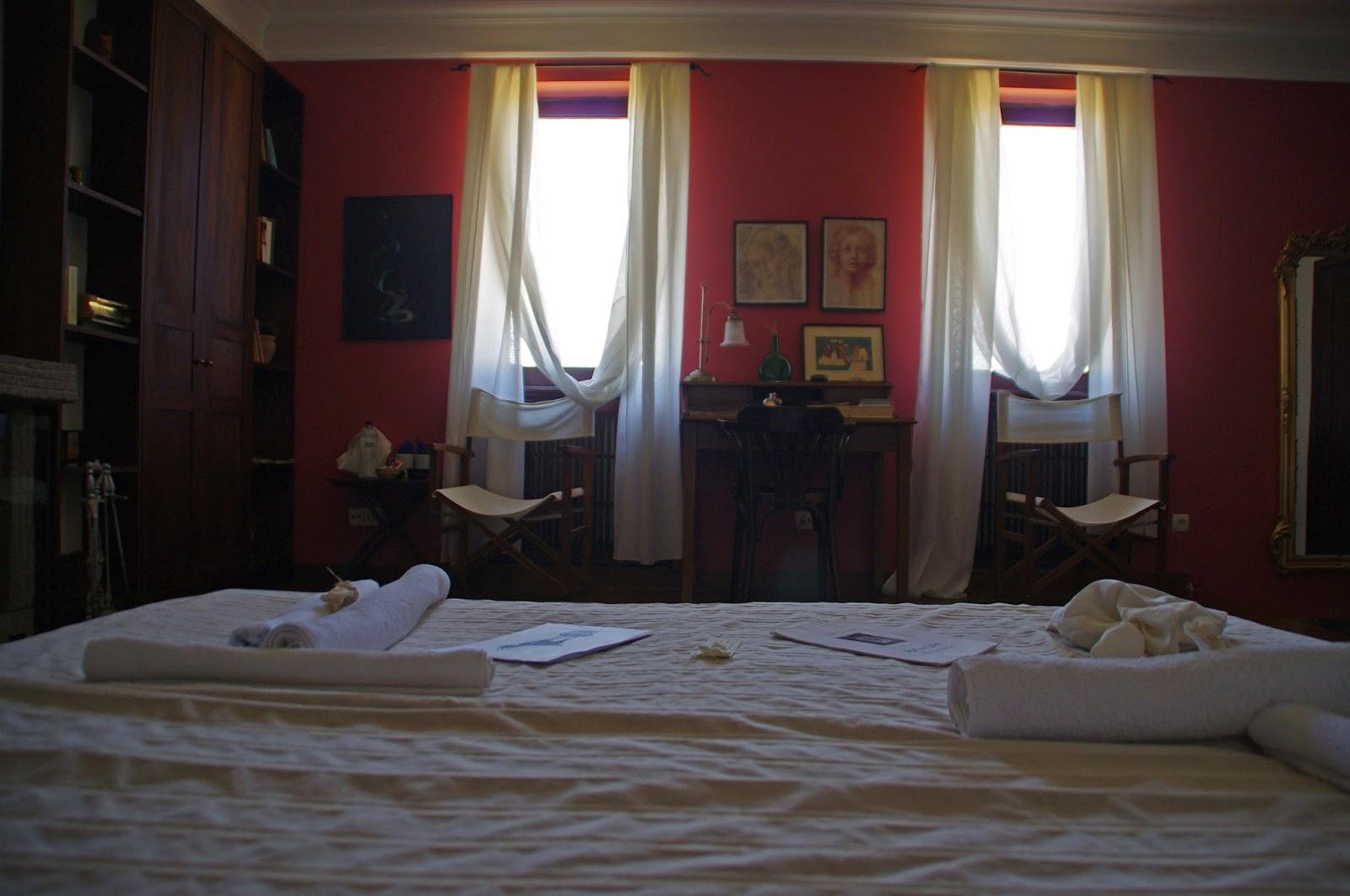 Assos Alarga Boutique Hotel Room