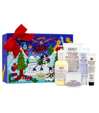 Kiehl's, Kiehl's Hydration Essentials Set, Kiehl's Ultra Facial Cleanser, Kiehl's Creme de Corps, Kiehl's Ultimate Hand Salve, Kiehl's Lip Balm #1, giveaway, beauty giveaway, A Month of Beautiful Giveaways, skincare
