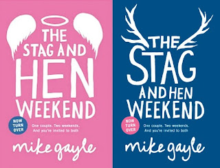 Books For Men Book Reviews! The Stag and Hen Weekend by Mike Gayle