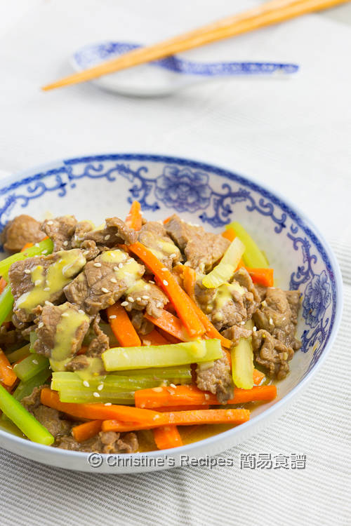 Beef Stir Fry with Mustard Sauce02